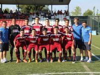 Bağlarbaşıspor Türkiye ikincisi oldu