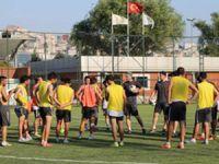 Erokspor'da tempo artıyor