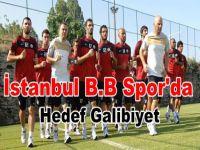 İstanbul Büyükşehir Belediyespor'da hedef galibiyet
