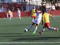 Feriköy ve Taksim maçında beraberlik