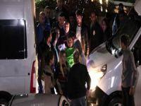 Eyüp' deki tombala baskınında 26 gözaltı