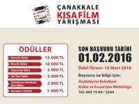 Zeytinburnu'nda 'Çanakkale' konulu kısa film yarışması
