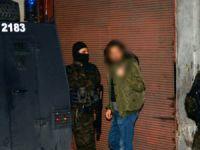 Şişli'de terör operasyonu
