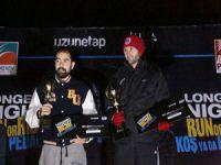 Uluslararası Uzun Etap koşusunu Özcan Güvendik kazandı