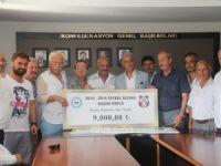 Altyapıda başarılı kulüpler ödüllendirildi