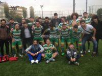 Şişli Yaylaspor 5 maç sonra kazandı