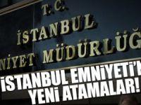 İstanbul Emniyeti'nde yeni atama ve terfiler
