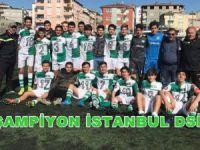 İstanbul DSİ şampiyonluğunu ilan etti