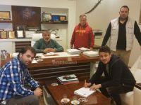 Çekmeköy Belediyesi Alemdağspor'un ilk dış transferi Ümit Daşcı