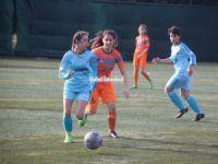 Telsizspor bayan takımı lige 3 puanla başladı