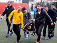 İstanbul Ağrıspor revire döndü