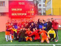 Süper Şampiy10 İstanbul Sahilspor