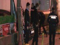 Şişli'de gece kulübü önünde silahlı kavga