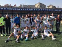 Çamlıcaspor Türkiye Şampiyonasında