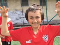 Samed Berkay Çil Çekmeköy Çarşıspor'un gururu oldu