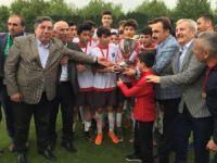 U14 Türkiye Şampiyonu Arabayatağı oldu