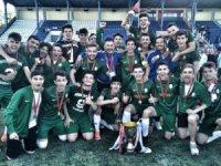 U19 Türkiye Şampiyonu Bursa Hürriyetspor oldu