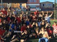 Barajı geçen Girne Gençlikspor şampiyon oldu
