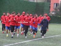 Atlasspor Kaynarcaspor maç hazırlıklarını tamamladı