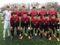 U15 Milli Takımı, Slovakya'ya gol yağdırdı