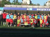 Ortaköyspor Beylikdüzü maçı hazırlıklarını tamamladı