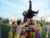 Çubukluspor 'Çetin' ceviz çıktı