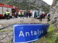 Çengelköyspor'lu 4 futbolcumuz kazada hayatını kaybetti