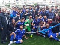 Beyoğlu Yeniçarşıspor İstanbul Şampiyonu oldu
