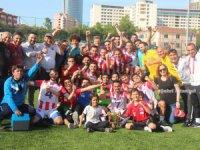 Atlas Yıldızspor Şampiyonluğunu ilan etti