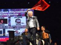 Muammer Keskin'den 4 gün 4 gece Cumhuriyet kutlaması