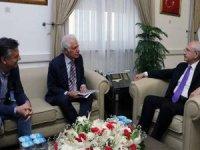 Muammer Keskin'in Başdanışmanı Gönen Orhan'a pazarlıkla ihale verildi!