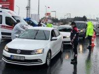 Korsan taksilerle İstanbul'da kaçış başladı!