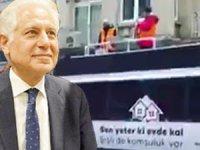 Muammer Keskin, evlerinden kalan Şişlililere sokak konseri verdirtti