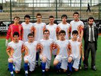 Alibeyköy U19, şampiyonluk yarışını sürdürüyor