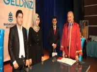 Başakşehir'de toplu nikah