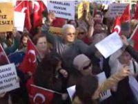 Beşiktaş'ta Balyoz eylemi
