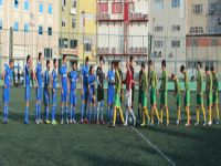 Şişli Sanayipor-Anadoluhisarspor 0-4