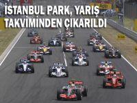 İstanbul Park yarış takviminden çıkarıldı