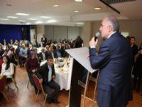 AK Parti Maltepe'de toplandı