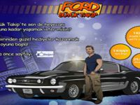 Ford'la 'Büyük Takip'