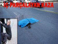 Tuzla'da iç parçalayan kaza
