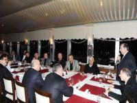 AK Parti'nin kurucuları Tuzla'da buluştu