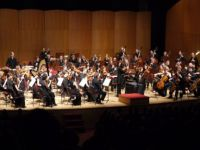 Rus orkestra büyüledi