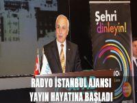 Radyo İstanbul Ajansı, yayın hayatına başladı
