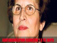 Kantarcıoğlu'nun kardeşine 7.5 yıl hapis