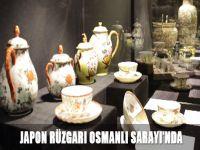 Japon rüzgarı Osmanlı Sarayı'nda