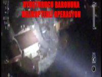Uyuşturucu baronuna helikopterli operasyon
