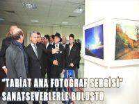 """Tabiat Ana Fotoğraf Sergisi"""