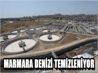 Marmara Denizi Temizleniyor