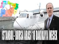 İstanbul- Bursa Arası 18 Dakikaya İnecek